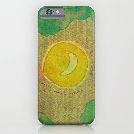 citrus moon iPhone & iPod Case