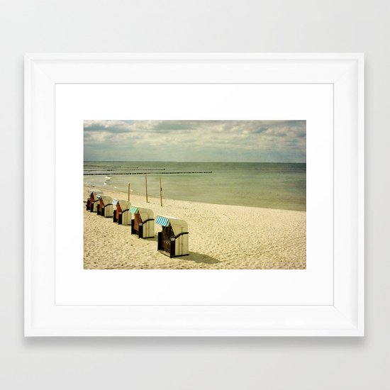 Baltic Sea Framed Art Print