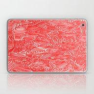Abstract #6 Laptop & iPad Skin