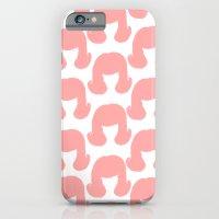 Pink Bouffants iPhone 6 Slim Case