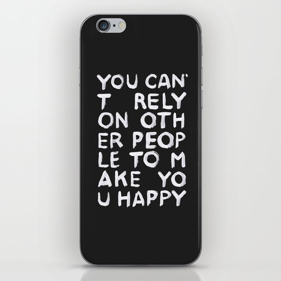 Rely iPhone & iPod Skin