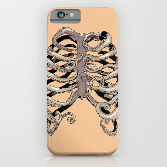 Your Rib is an Octopus iPhone & iPod Case