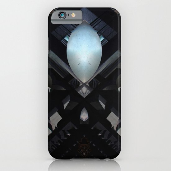 grand place brussels rorschach symmetry caleidoscope mirror 23712 iPhone & iPod Case