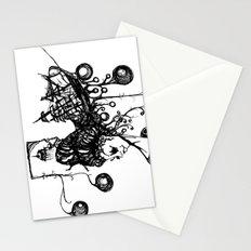 Swamp Lady Stationery Cards