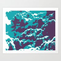 Weightless_2 Art Print