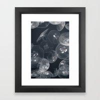 Luminous Embrace Framed Art Print