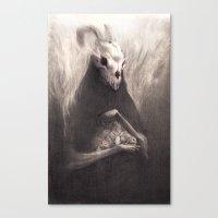 Aseity Canvas Print