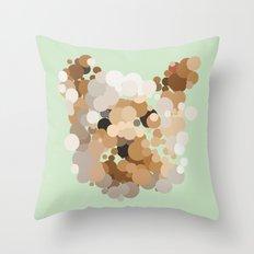 Terrier  Throw Pillow