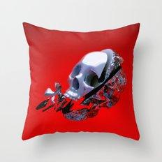 reorientation Throw Pillow