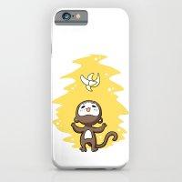 Monkey Banana iPhone 6 Slim Case
