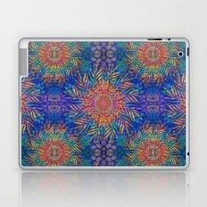 Palm Leaves Mandala Laptop & iPad Skin