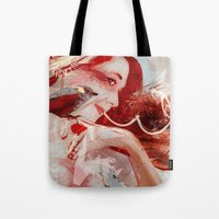 Songbird- Version2 Tote Bag