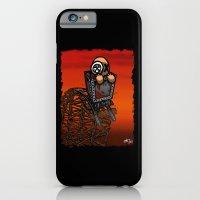 iPhone & iPod Case featuring Le parcours de la mine by Olivier Andrzejewski