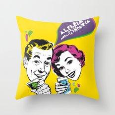 Alegria  Throw Pillow