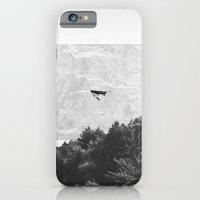 iPhone & iPod Case featuring Le Passager de la Pluie by Akzidents