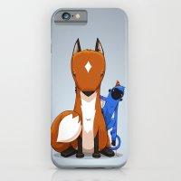Hungry & Foolish iPhone 6 Slim Case