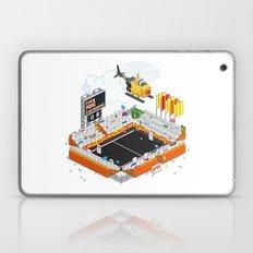 PONG tournament Laptop & iPad Skin