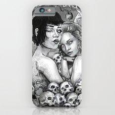 Skull Nouveau Babes iPhone 6 Slim Case