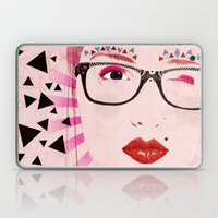 Pollyanna Laptop & iPad Skin