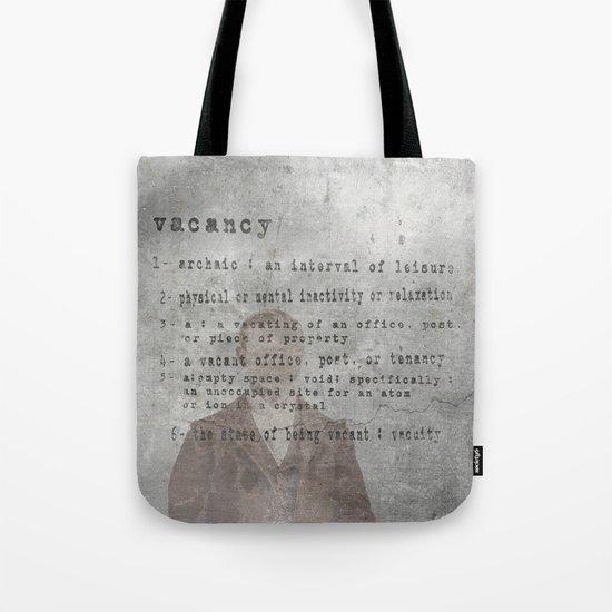 Definition  Tote Bag