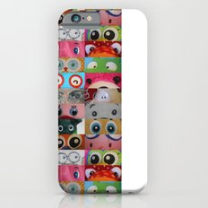 Eyes Eyes Eyes  iPhone 6s Slim Case