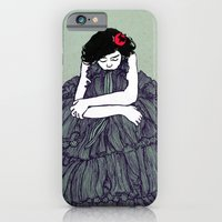 iPhone & iPod Case featuring Ink 001 by Claire Ingram