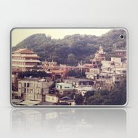 Mountain Town Laptop & iPad Skin