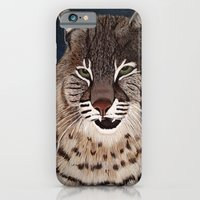 iPhone & iPod Case featuring Bocat by maggs326