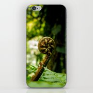 iPhone & iPod Skin featuring Swirl by Nicklas Gustafsson
