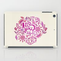Be You-Tiful (pink edition) iPad Case
