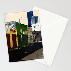 Urban Brutality  Stationery Cards