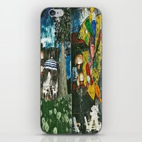 City and Country iPhone & iPod Skin