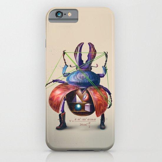 Beetle stunt iPhone & iPod Case