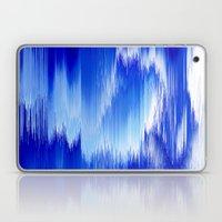 FibreOps-Ice Laptop & iPad Skin