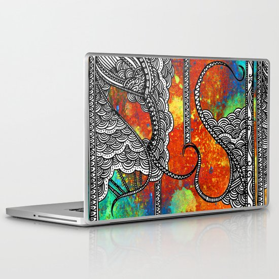 Mediterranea Laptop & iPad Skin