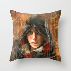 Evie Frye Throw Pillow