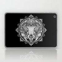 Elephant Medallion Laptop & iPad Skin