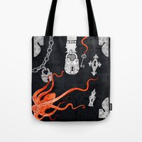 Dead Man's Chest Tote Bag