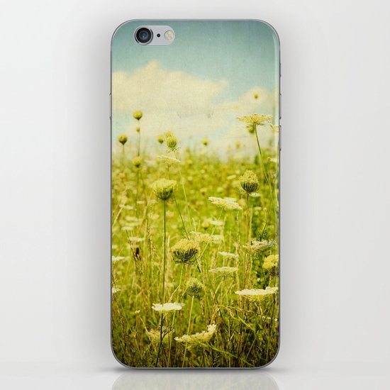 Make Your Own Path iPhone & iPod Skin