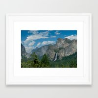 A Different View Framed Art Print