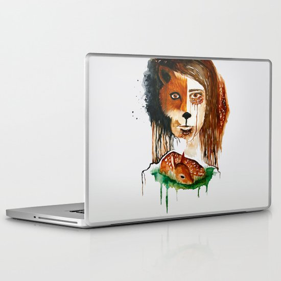 Bambi Laptop & iPad Skin