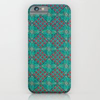 Cottage Garden Pattern iPhone 6 Slim Case