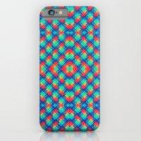 iPhone & iPod Case featuring BriteBricks Pattern by Peter Gross