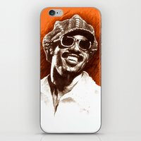 Stevie Wonder iPhone & iPod Skin