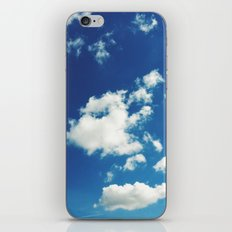 Clouds iPhone & iPod Skin