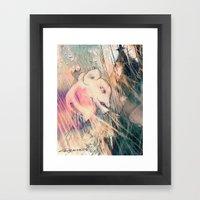 Mousi Framed Art Print