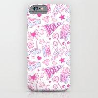 iPhone & iPod Case featuring Girl Power by Jade Boylan