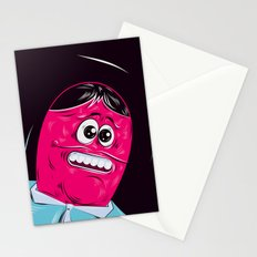 EggHead Lost (again) Stationery Cards