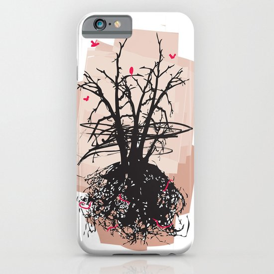 Birds and the Sky iPhone & iPod Case