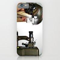 Master and Servent iPhone 6 Slim Case